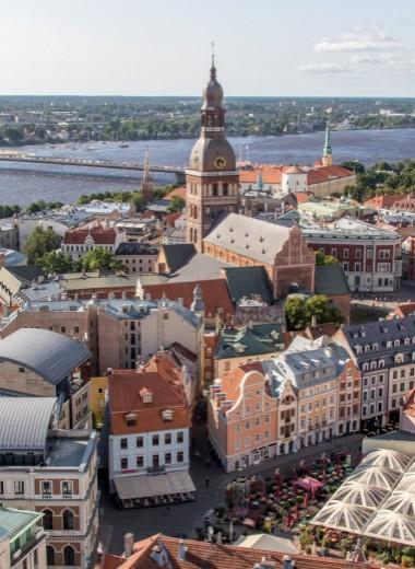 Отпуск без путёвки: Рига