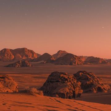 Ласковый Марс