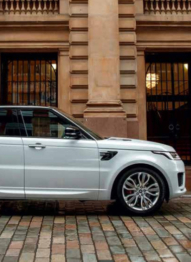 Range Rover Sport MHEV. Переходная модель эволюции