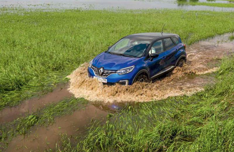 Renault Kaptur. Издание исправленное и дополненное