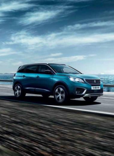 Peugeot 5008. Великая французская симуляция