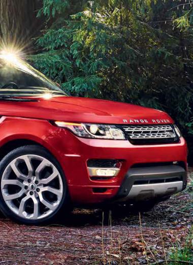 Едва окончив семилетку. Покупка подержанного Range Rover