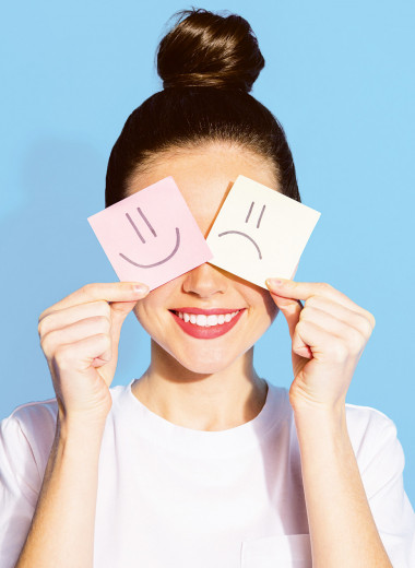 Эмоции как лучший косметолог