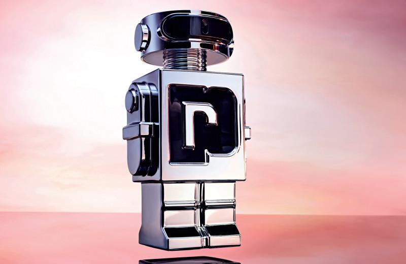 Роботы и ароматы