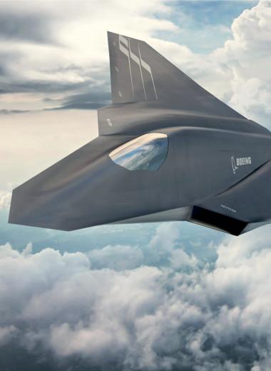 Как будущий американский самолет может доминировать в воздухе