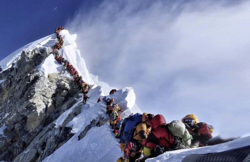 Хостел «Упогибшего альпиниста»