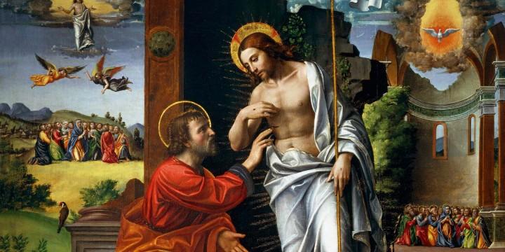 Неверующий апостол