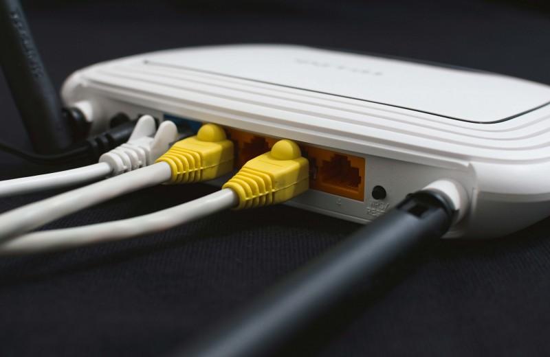 Обмен данными в домашней сети