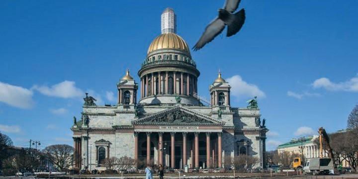 Гражданин Петербург