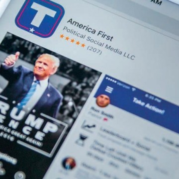 Facebook и демократия