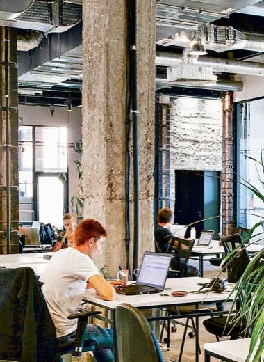 Без определенного места сожительства: как коворкинги и коливинги вытесняют офисы и квартиры