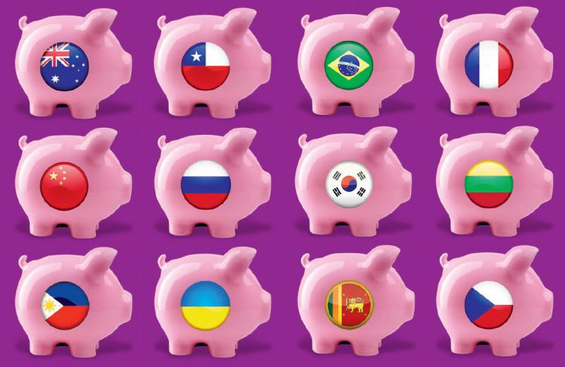 Основы мировой экономии