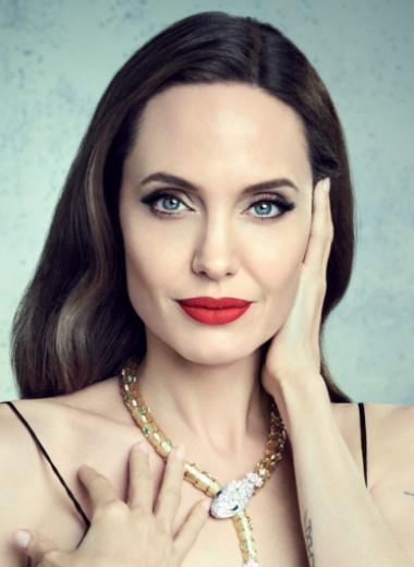 Aнджелина Джоли: «Я всегда делаю то, во что верю»