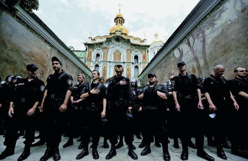 Украину вернули в ХVI век