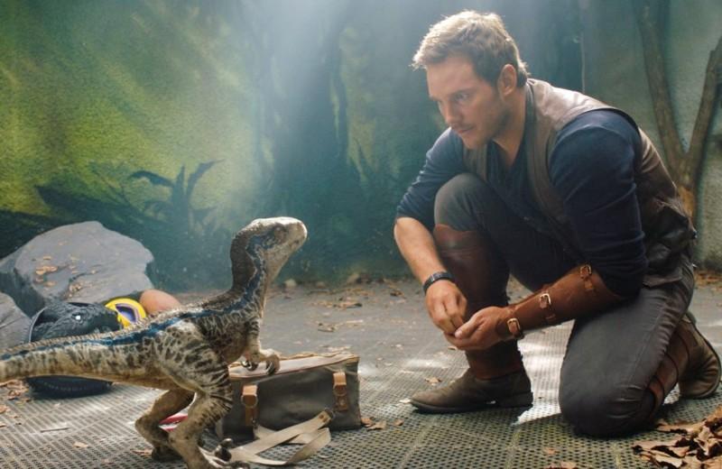 Jurassic World: Fallen Kingdom. Мир юрского периода 2