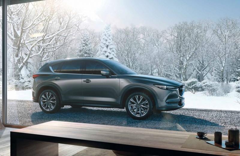 Mazda CX-5 Zima Edition. Кроссовер для зимы, которой не было