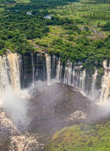 Кругосветное путешествие Алексея Камерзанова. Ангола