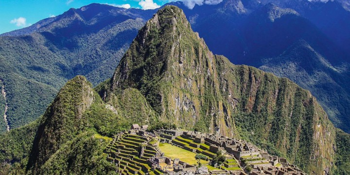 Загадки Перу: Наска и Мачу-Пикчу