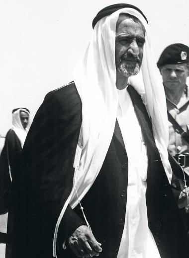 Рашид бен Саид аль-Мактум и Дубай: две утопии в одной реальности