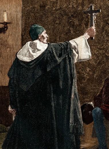 Испанская инквизиция: религиозный террор