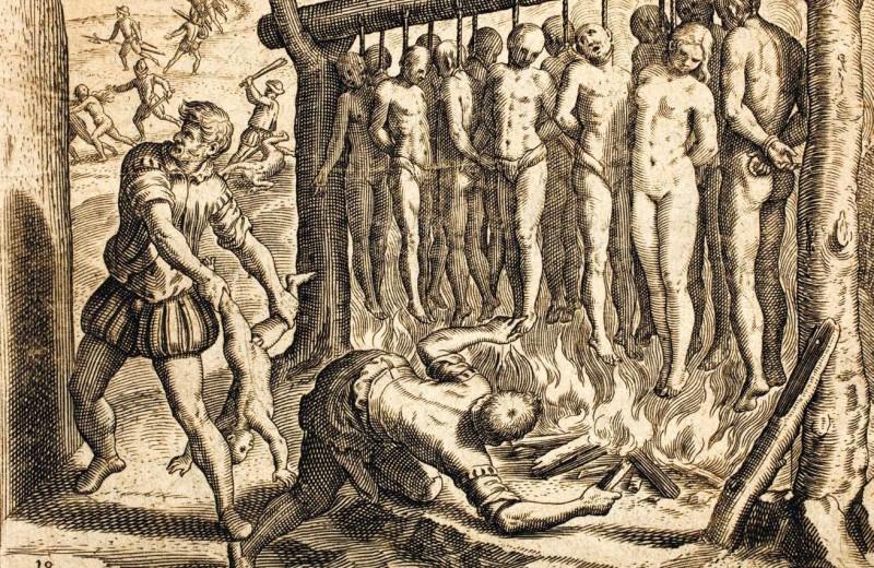 «Чёрная легенда» — месть протестантов