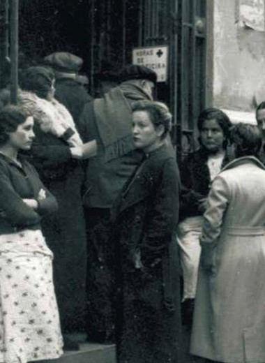 Эвакуация детей из Испании в СССР