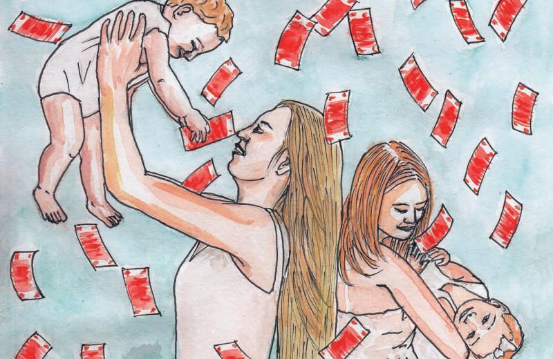 Банки схватились за детские деньги