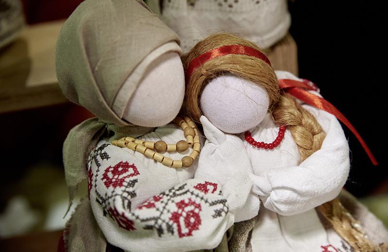 Куклы не для игры