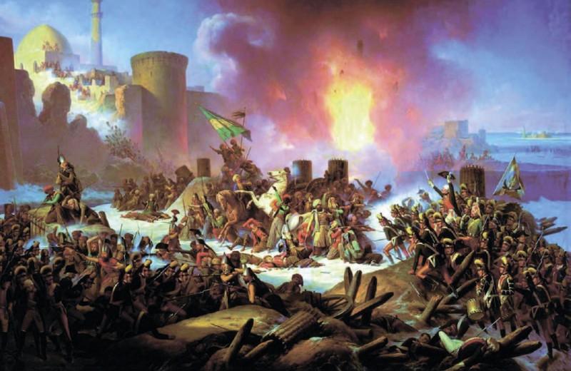 Последний шанс турецкого султана