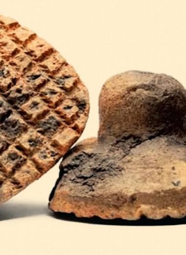 Глиняные печати эпохи бронзы