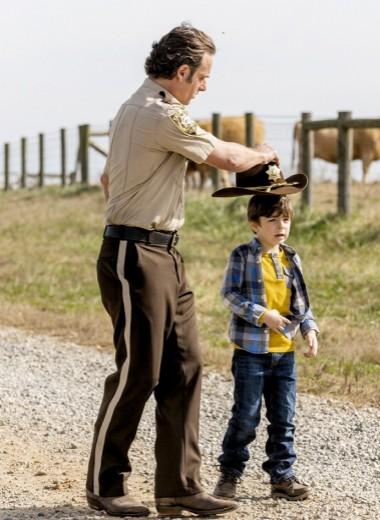 The Walking Dead. Ходячие мертвецы