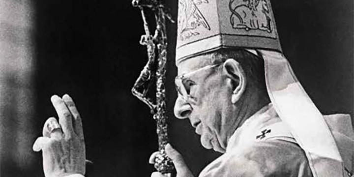 Посох папы Войтылы