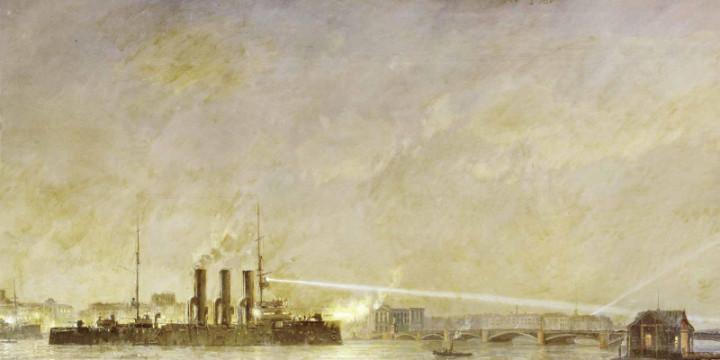 Весенние сны крейсера «Аврора»