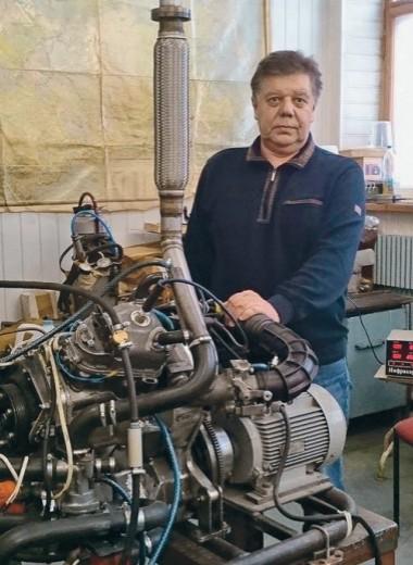 Двигатель энергореволюции-2
