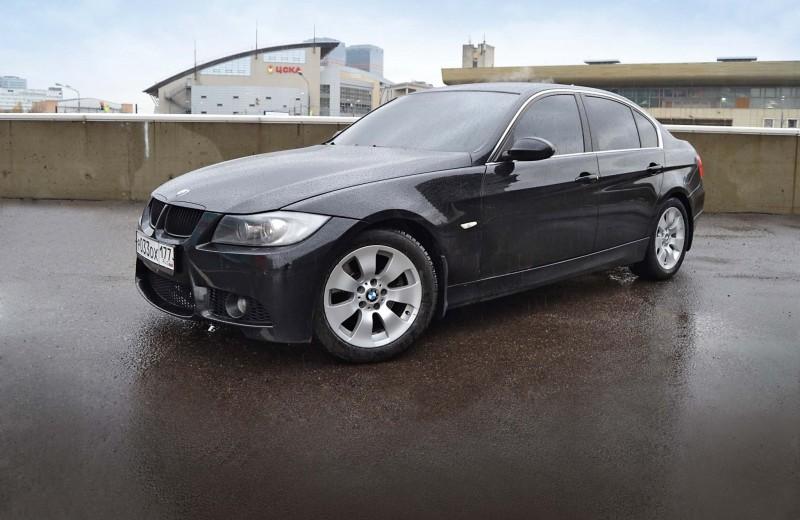 BMW 3 серии: для тех, кто любит погорячее