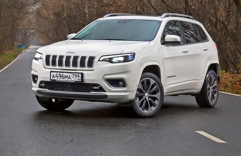 Jeep Cherokee: реинкарнация