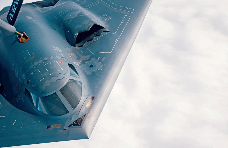 Будущее стратегической авиации: B-21 против ПАК ДА
