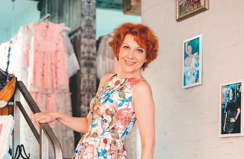 Оксана Сташенко: «Ничто не красит женщину так, как улыбка»