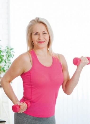 Саркопения: как сохранить мышцы до старости