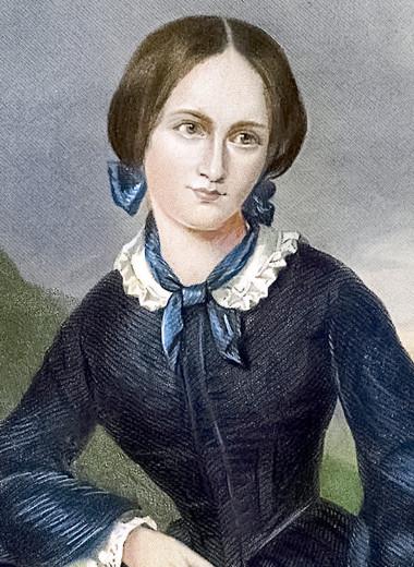 Шарлотта Бронте. Маленькая Жанна Д'Арк