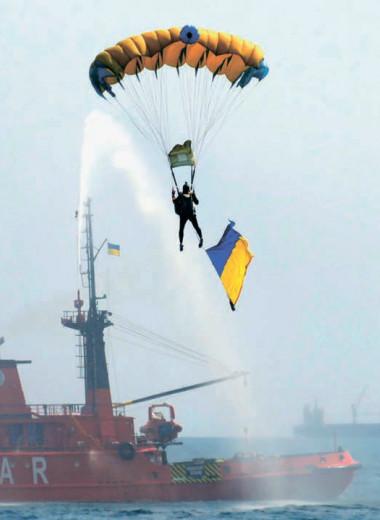 Грустный праздник для Украины