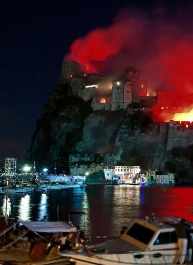 Италия: День святой Анны