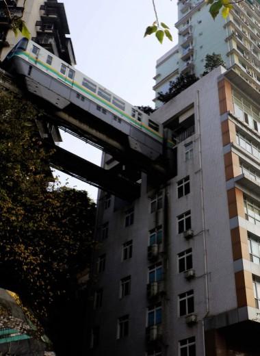 Экспресс-обзор: 7 удивительных поездов