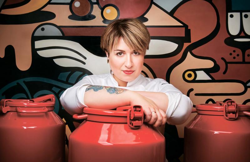 Елена Савчук: «Я шеф, который любит стоять на кухне!»