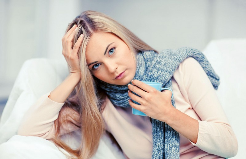 Это гриппили простуда?