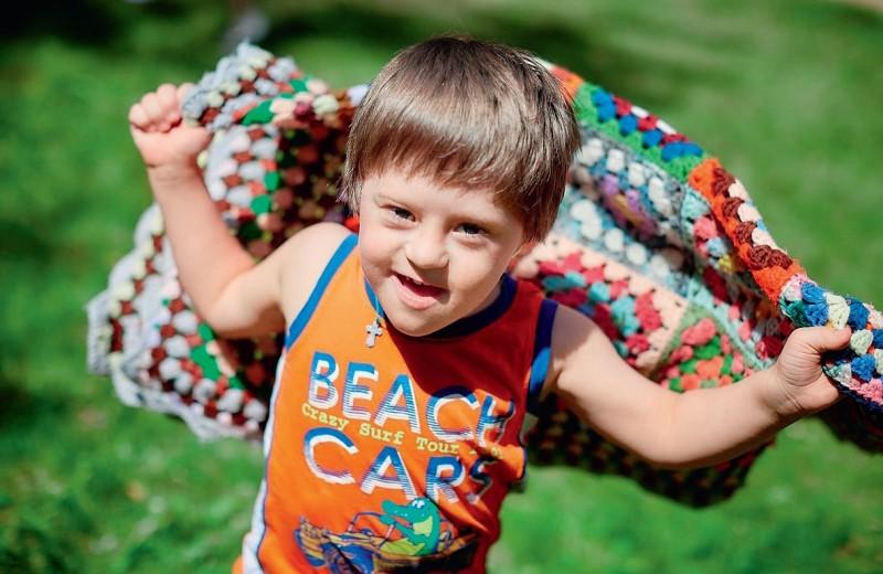 Солнечный садик для особых малышей