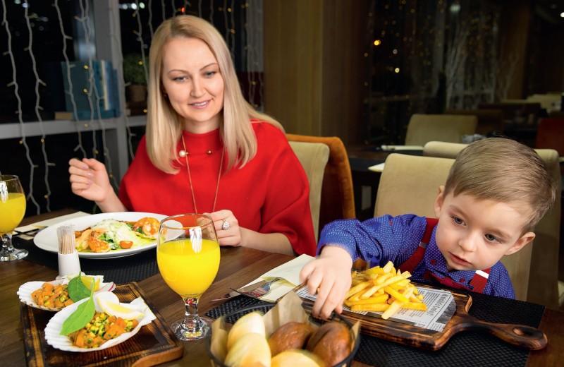 5 причин провести семейные выходные в отеле