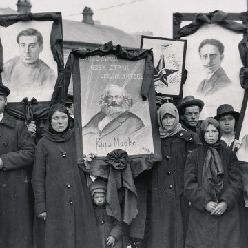 Ленин, Сталин,аппарат
