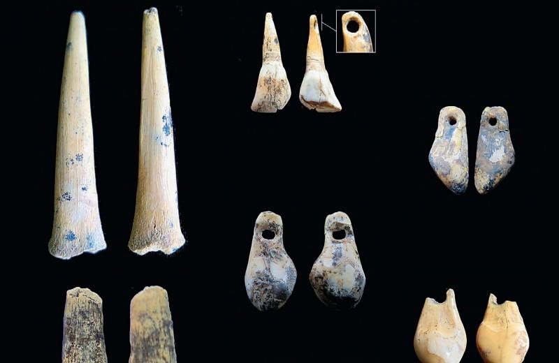 Новая хронология обитателей Денисовой пещеры