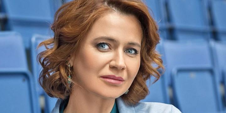 Ксения Лаврова-Глинка:От стресса спасаюсь работой